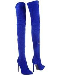 Roberto Cavalli Boots - Blue