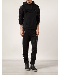 Jeremy Scott Padded Sweat Trousers - Lyst