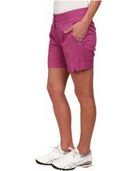 Lija Terra League Shorts - Purple