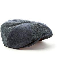 Gibson - Herringbone Wool Flat Cap - Lyst