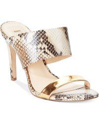 Inc International Concepts Womens Rufuss Slide Sandals - Lyst