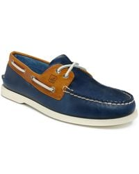 Sperry Top-sider Authentic Original Ao Cyclone Boat Shoes - Lyst