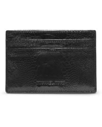 Michael Kors Leather Card Case - Lyst