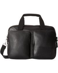 Lacoste - Classic Premium Computer Bag - Lyst