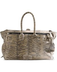 Golden Goose Deluxe Brand Large Leather Bag - Lyst