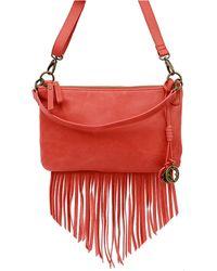 Lucky Brand Baily Convertible Crossbody Bag - Lyst