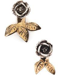 Pamela Love | Rose Ear Jacket | Lyst