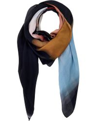 Givenchy Abstract Scarf - Lyst