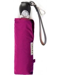 Davek Compact Traveler Umbrella - Purple