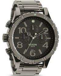 Nixon The 48-20 Chrono Watch 48mm - Lyst