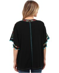 Double D Ranchwear - From Frida's Closet Poncho - Lyst