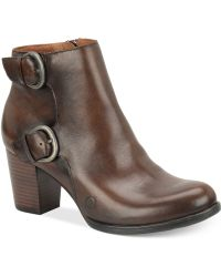 Born - Ondine Booties - Lyst