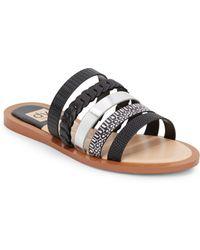 DV by Dolce Vita Nalaa Flat Sandals - Lyst