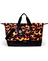 Love Moschino Large Fabric Bag - Lyst