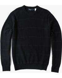 Paul Smith Crew Neck Sweater black - Lyst