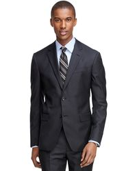 Brooks Brothers Milano Fit Mini Bead Stripe 1818 Suit - Lyst