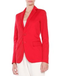 Tomas Maier Two-Button Tailored Jacket - Lyst