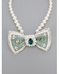 Bijoux De Famille - 'miss Hepburn' Necklace - Lyst