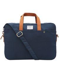 Sandqvist Blue Mats Laptop Bag