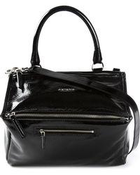 Givenchy Pandora Medium Goatskin Shoulder Bag - Lyst
