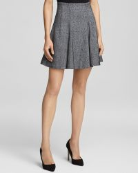 Alice + Olivia Alice  Olivia Skirt  Bloomingdales Exclusive Pharl Fit and Flare - Lyst