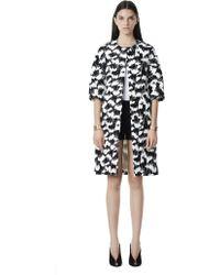 Balenciaga Lady Coat - Lyst
