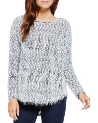 Two By Vince Camuto - Boucle Jumper - Lyst