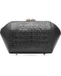 Alexander Wang - Chastity Leather Cosmetic Case - Lyst