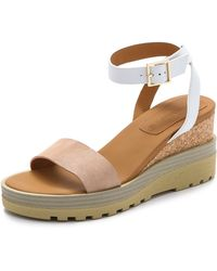 See By Chloé Robin Wedges - Gelso/Bianco - Lyst