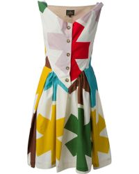 Vivienne Westwood Anglomania 'Saturday' Dress - Lyst