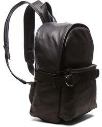 Silent - Damir Doma - Men'S Aliot Backpack - Lyst