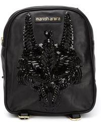 Manish Arora | Sequined Fox Motif Backpack | Lyst