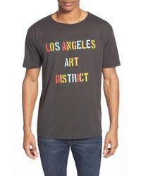 Project Social T - Arts District Graphic-Print T-Shirt - Lyst
