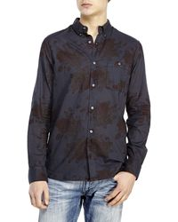 French Connection Country Folk Sport Shirt - Lyst