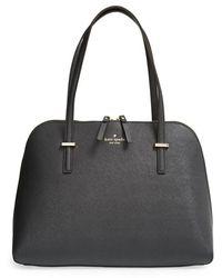 Kate Spade - Cedar Street Maise Leather Shoulder Bag - Lyst