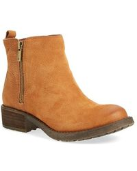 Lucky Brand | Darbie Leather Boots  | Lyst