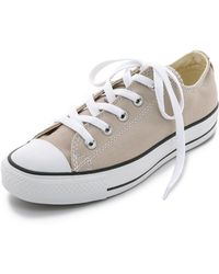 Converse Chuck Taylor All Star Sneakers - Papyrus beige - Lyst