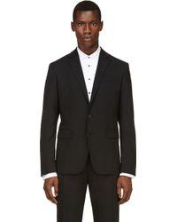 DSquared2 Black Classic Wool Suit - Lyst