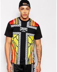 Crooks and Castles - Pope T-shirt - Lyst