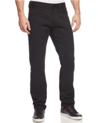 Sean John Clayton Straight Jeans - Lyst