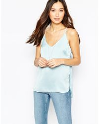 Wal-G - Cami Top With Open Back - Lyst
