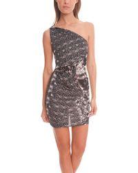 Aminaka Wilmont | One Shoulder Dress Dream | Lyst