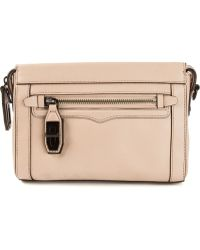 Rebecca Minkoff Mini Crosby Cross Body Bag - Lyst