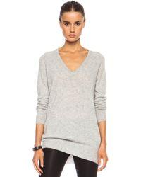 Equipment Asher V Neck Sweater - Lyst