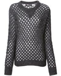 Isabel Marant Thomas Knit Sweater - Lyst