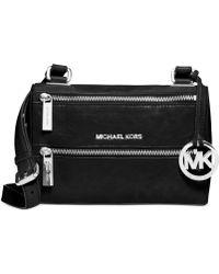 Michael Kors Michael Lisbeth Small Messenger - Lyst