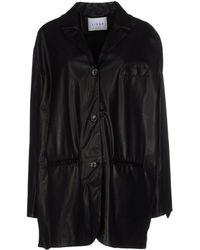 LIVEN Full-length Jacket - Black