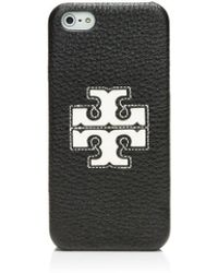 Tory Burch Jessica Hardshell Case For Iphone 5 - Lyst
