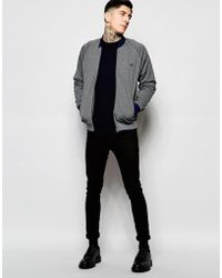 Stussy - Jumper With Textured Knit - Lyst