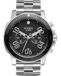 Nixon 'Ranger Chrono' Watch - Lyst